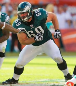 Former Eagles' Guard Evan Mathis