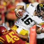 Beathard, Hawkeyes take down Cyclones in Ames