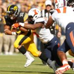 Canzeri's Record Breaking Performance Propels Iowa to Victory