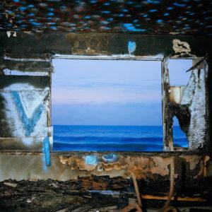 Fading Frontier album art (from www.pitchfork.com)