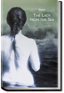 Cover of Lady From the Sea. Courtesy of allyoucanbooks.com