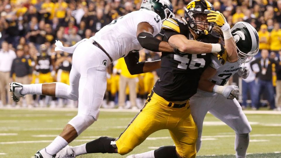 George Kittle MSU