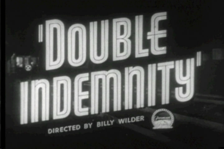 the influence of billy wilders film double indemnity in noir movement and cinema Barbara stanwyck and fred macmurray in double indemnity  who would have  thought a movie about an insurance guy could be  like billy wilder's other  coldblooded, consummate film noir, sunset  like hitchcock's notorious and  vertigo, it's the noirs that really move us that are the most memorable.