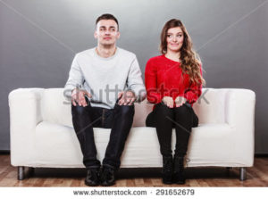 My friend and I about a minute and a half into the movie, courtesy of shutterstock.com