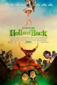 Hell and Back promo poster. Courtesy of wikipedia.com