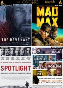 These are good movies. Duh. From Hollywoodife.com