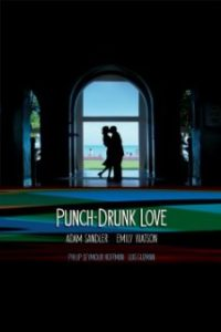 Punch-Drunk Love promo poster, courtesy of nitehawkcinema.com
