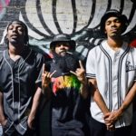Mission Creek: Flatbush Zombies @ Blue Moose 4/8/16