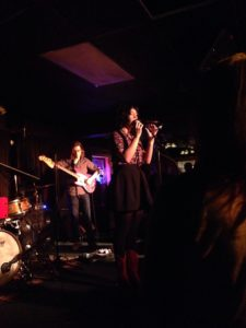 Monica Martin of PHOX at The Mill