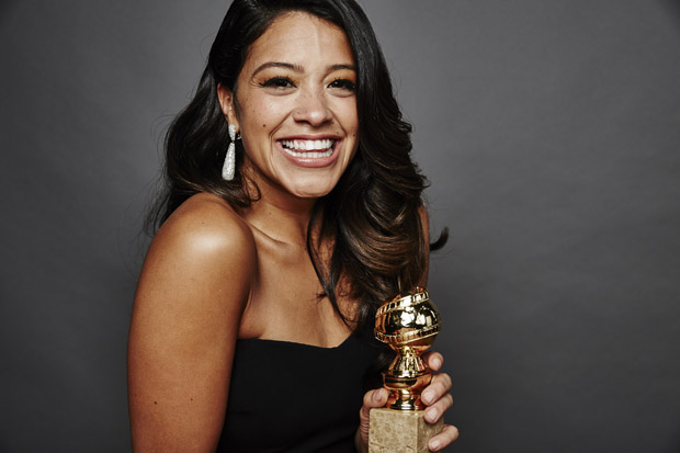 Gina Rodriguez(Photo by Maarten de Boer/Getty Images)