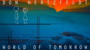 Don Hertzfeldt's World of Tomorrow. Image courtesy of awn.com