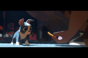 Feast won the Oscar for best animated short in 2015. Image courtesy of blogs.indiewire.com