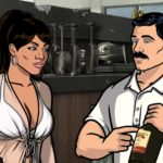 Archer, Season 4 – Social Issues