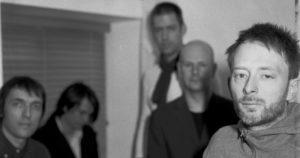Radiohead Image via: consequenceofsound.wordpress.com