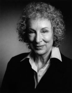 """If I waited for perfection, I would never write a word."" — Margaret Atwood Image via: www.randomhouse.com.au"
