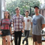 Travel Around the World- Alternative rock band Surfer Blood performed in Shenzhen, China