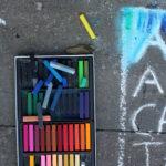 Rock the Chalk: Iowa City's First Chalk Art Festival