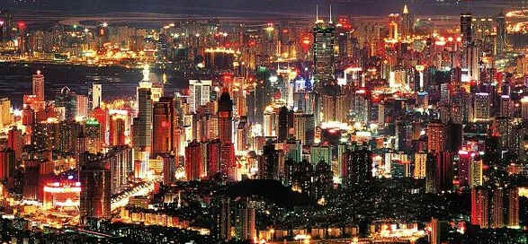 shenzhen night view courtesy of diserio.com