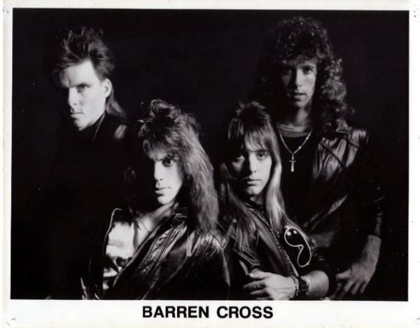 Barren Cross (Image via: metal-archives.com