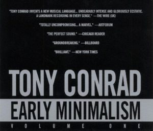 One of Conrad's minimalist albums. AllMusic.com