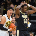 Iowa's Fight Leads Them to Upset Over #17 Purdue