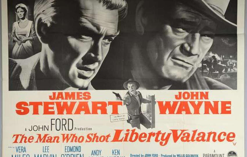 The Trunk Movie Club The Man Who Shot Liberty Valance