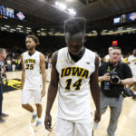 Hawkeyes Bounced From NIT