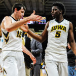 Hawkeyes Move To Second Round in NIT
