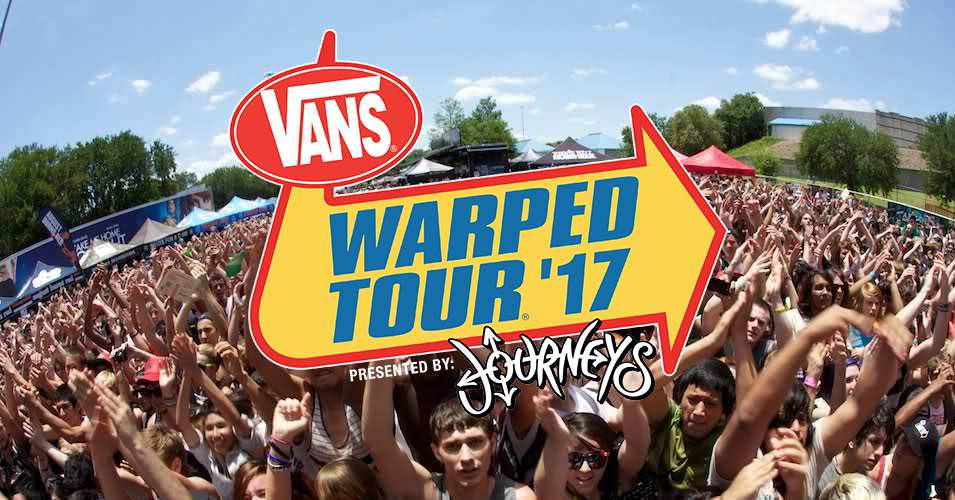 9605a93c0681 Festival Review  Vans Warped Tour 2017   Denver 6 25 17