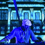 Witching Hour: DJ Spooky @ The Englert Theatre 10/20/2017