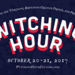 Witching Hour : Doorway to Intuition: Gong Bath and Sound Healing Meditation @ Englert Theatre 10/21/2017