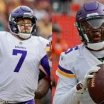 The Vikings QB Debacle