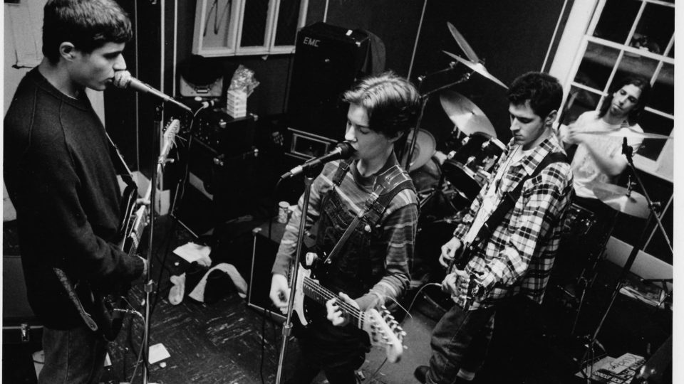 The Swirlies in 1992