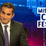 Mission Creek Festival Promo: Bassem Youssef @ Hancher Auditorium