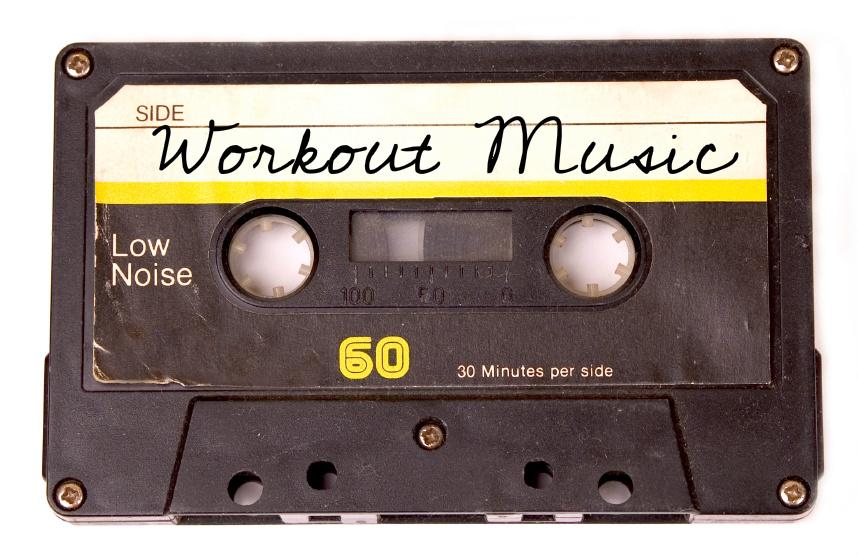 Workout-tape - KRUI Radio