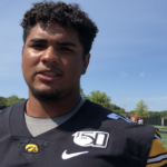 First To The Punch: Iowa's offensive line aims for quicker starts in 2019