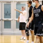 McCaffery talks schedule, COVID, and expectations