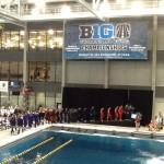 Day 3: Men's B1G Swimming & Diving Championships Recap