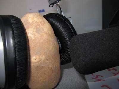 Potato on the Radio