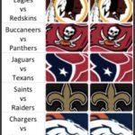 NFL Picks: Week 11