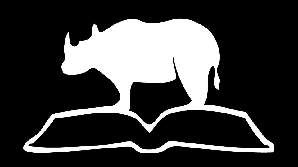 Paperback Rhino