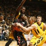 Iowa Basketball: After Blowout Loss, Olaseni Shines Through as Positive