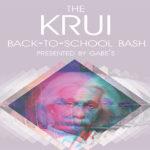 Show Announcement: KRUI Back-to-School Bash