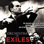 """Director Josh Aronson Screens Documentary """"Orchestra of Exiles"""" at Englert Theatre"""