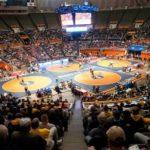 Iowa Finishes Third at B1G Wrestling Championships; No Hawks Claim Individual Titles