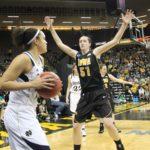 Iowa Basketball: Bethany Doolittle Shines in Iowa Tournament Loss