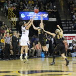 NCAA Tournament: Hawkeyes Go Cold, Irish Dance On