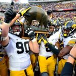 Iowa Hawkeyes slow it down against Minnesota, and for good reason too