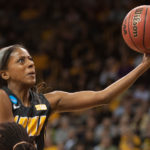 Samantha Logic and Theairra Taylor selected as Iowa women's basketball captains