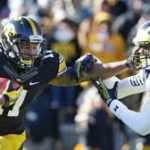 Hawkeyes Rely on Defense for Victory